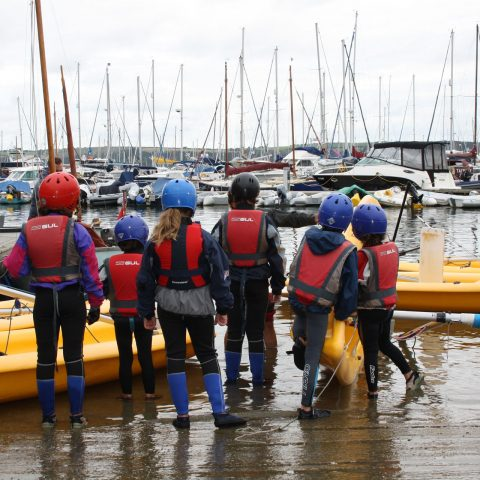 Cornwall Marine Academy Named Finalist in Maritime UK Awards