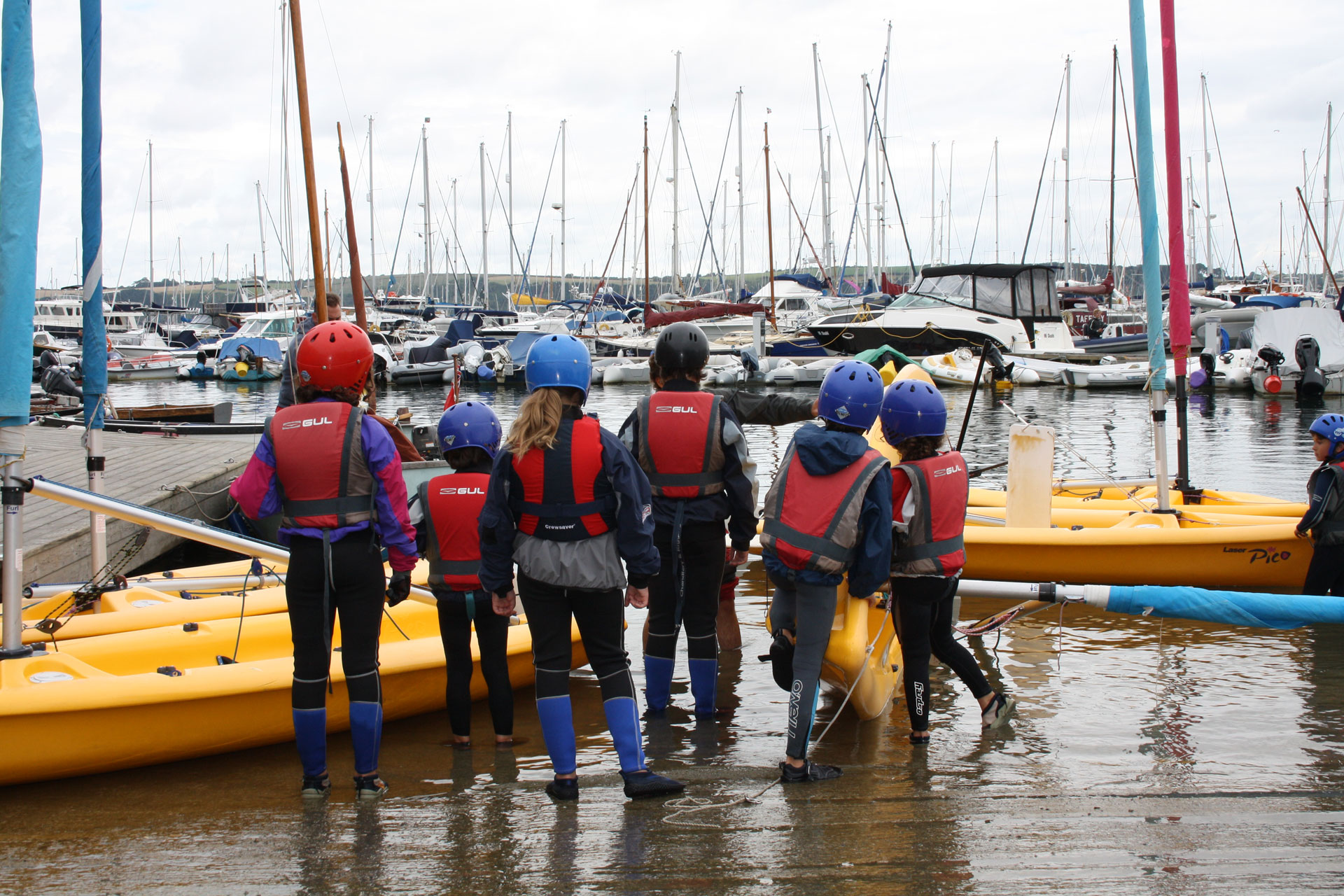 Cornwall Marine Academy Named Finalist in Maritime UK Awards