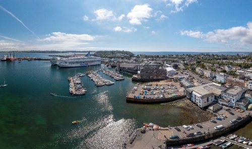 Landmark Marine film unveiled as the global spotlight shines on Cornwall
