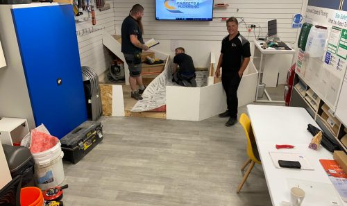 First for Flooring- Pilot Apprenticeship to launch September 2021